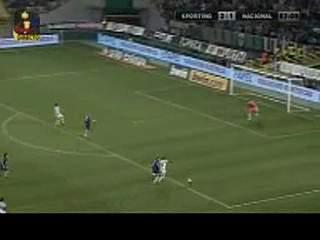 Sporting, golo Liedson, 82 min, 3-1