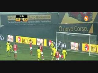 Benfica, Jogada, Derley, 84m