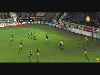 U. Madeira, Golo, J. Cádiz, 50m, 0-1