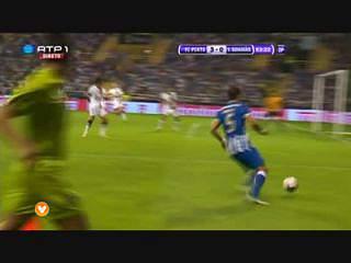 FC Porto, Jogada, Alex Sandro, 53m