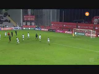 Liga (22ª J): Resumo Nacional 0-4 Sporting