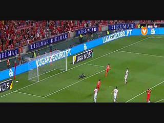 Benfica, Jogada, Mitroglou, 1m