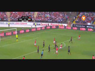 Benfica, Caso, Mitroglou, 38m