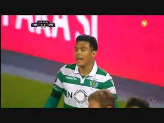 Sporting, Jogada, Gutiérrez, 19m