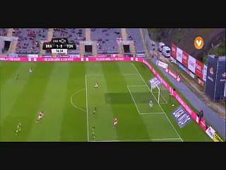 Liga (30ª J): Resumo Sp. Braga 3-0 Tondela
