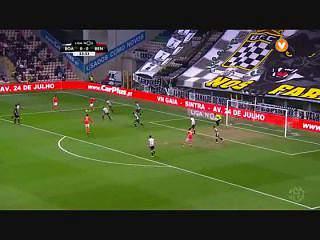 Liga (27ª J): Resumo Boavista 0-1 Benfica