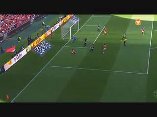 Liga (34ªJ): Resumo Benfica 4-1 Nacional