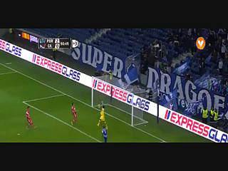 FC Porto, Jogada, Aboubakar, 91m