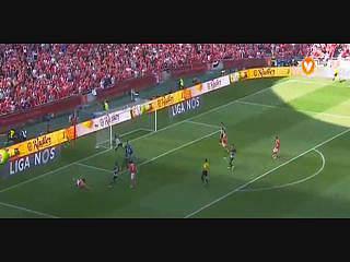Benfica, Golo, Gaitan, 23m, 1-0