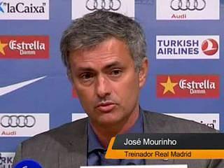 """Mourinho: """"Derrota fácil de digerir"""""""