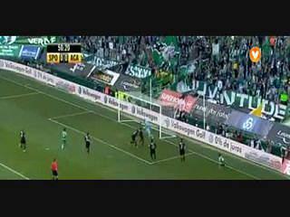 Sporting, Jogada, Montero, 51m