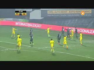 Liga (22ª J): Resumo P. Ferreira 2-2 V. Guimarães
