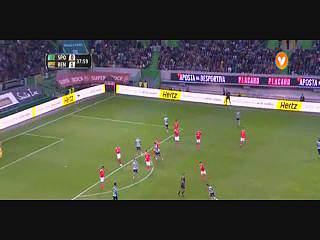Taça de Portugal (4ª Elim.): Resumo Sporting 2-1 Benfica