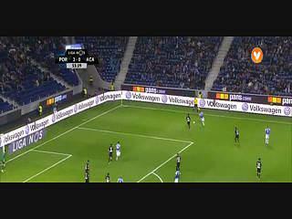 FC Porto, Jogada, Aboubakar, 57m