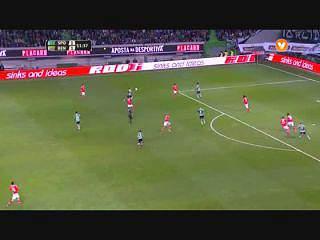 Sporting, Jogada, B. Ruiz, 52m