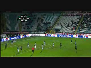 Sporting, Golo, João Mário, 52m, 0-4