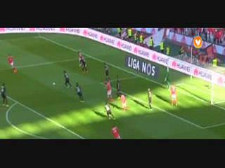 Benfica, Jogada, Gaitan, 55m