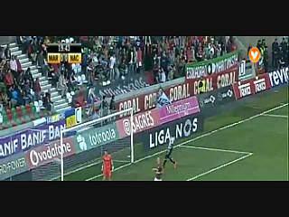 Nacional, Jogada, Marco Matias, 20m