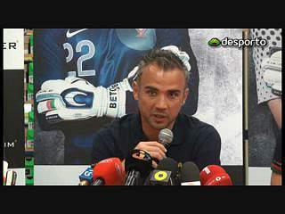 Ricardo Peres confiante nos guarda redes da Seleção Nacional