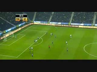 FC Porto, Jogada, Tello, 11m