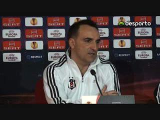 Carvalhal «Não queria o Braga como adversário»