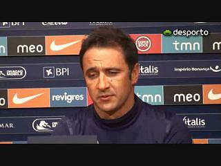 Vítor Pereira «Estou à espera de um Sporting motivado»