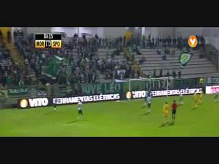 Sporting, Golo, Montero, 85m, 1-4