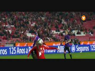 Benfica, Golo, Talisca (g.p), 40m, 1-0