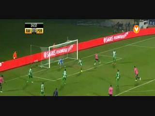 FC Porto, Jogada, Aboubakar, 14m