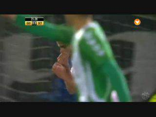 Liga (25ª J): Resumo V. Guimarães 0-1 V. Setúbal