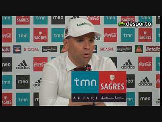 Luís Niguel: «Pensei no empate»