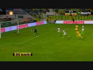 Liga (4ªJ): Resumo P. Ferreira 2-3 Sporting