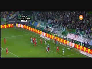 Sporting, Jogada, Teo Gutierrez, 26m