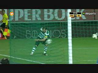 Liga (8ª J): Sporting 6-4 Gil Vicente