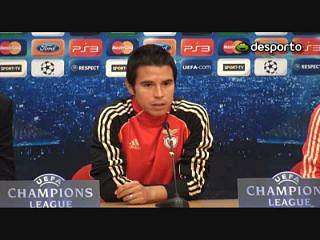 Saviola «Vou terminar esta época no Benfica»