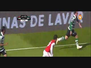 Sporting, Golo, Slimani, 32m, 0-2
