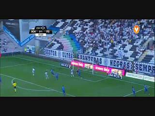 Boavista, Golo, Bukia, 73m, 1-1