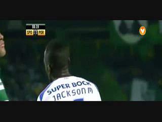 FC Porto, Jogada, Jackson Martínez, 88m