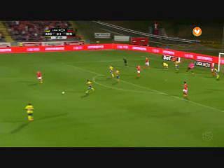 Benfica, Jogada, Rafa, 28m