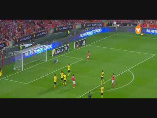 Benfica, Jogada, Mitroglou, 6m