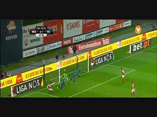 Sp. Braga, Golo, Rui Fonte, 42m, 3-1