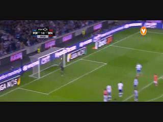 Benfica, Jogada, Samaris, 60m