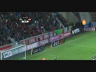 Benfica, Caso, Pizzi, 48m
