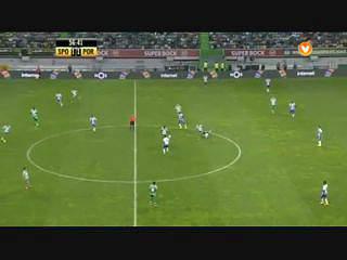 FC Porto, Jogada, Casemiro, 58m