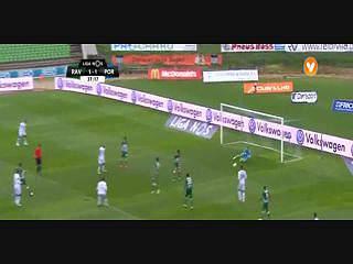 FC Porto, Golo, Sérgio Oliveira, 38m