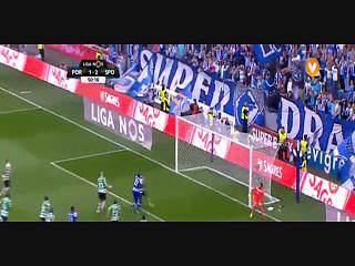 FC Porto, Jogada, Sérgio Oliveira, 50m