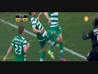 Liga (18ª J): Resumo Sporting 1-0 Académica