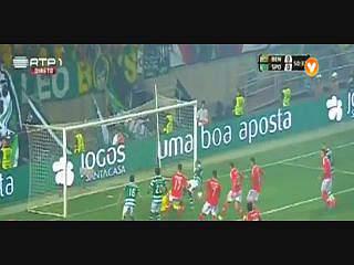 Sporting, Jogada, Paulo Oliveira, 51m