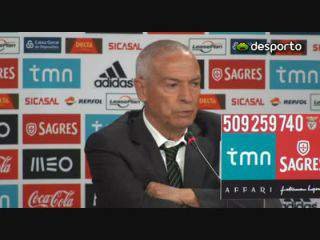 Jesualdo: «Sporting foi superior»