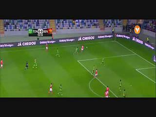 Benfica, Golo, Jonas, 4m, 0-1